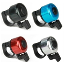 Blank Alloy Mini Bicycle Bell in Various Colors