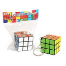Custom Cube Puzzle With Keychain 3.5x3.5x3.5cm