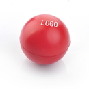 Customized Round Stress Ball, 2 1/2