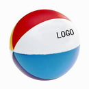 Customized Multi Color Beach Ball Stress Ball