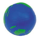 Customized Earth Ball Stress Reliever, 2 1/2