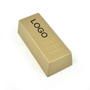 Customized Gold Bar Stress Reliever