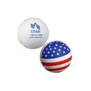 Customized Patriotic Stress Ball
