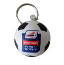Customized Soccer Key Chain Stress Ball