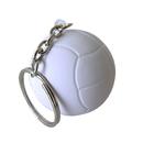 Customized Volleyball Key Chain Stress Ball