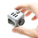 Prime Quality Fidget Cube, Relieves Stress and Anxiety Toy, Finger Dice Stress Reliever for Work, Class