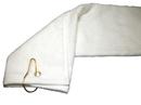 Luxury Terry Velour Hemmed Tri Fold Golf Towel, 16