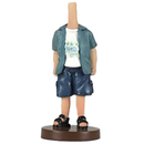 Custom Bobbleheads - Man in Casual Clothes, Approx. 7