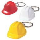 Blank Mini Hard Hat Keychain
