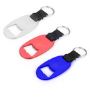 Blank Metal Key Tag With Bottle Opener, 4
