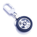 Custom Rubber/ Metal Tire Key Chain