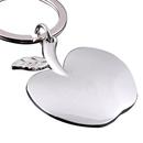 Custom Apple Key Tag