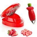 Strawberry Slicer, Excellent for fruit salads, 6.5