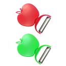 Blank Apple Shaped Peeler, 2 1/2