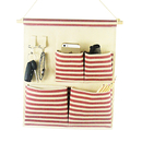 Blank Wall Door Cloth Hanging Storage bag Home organizer, 11-4/5