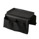 Blank Oxford Sofa Couch Armrest Pocket Organizer / Remote Control Organizer, 22-4/9