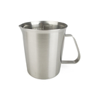 16-Ounce Stainless Steel Frothing Pitcher for Espresso Machine, Milk Frother, Latte Art