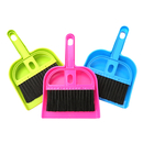 Mini Dust Pan & Broom Set, Great for Car and Keyboard Cleaning