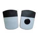 Blank Rectangle Magnetic Memo Holder/Clip, 2 3/4