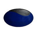 Blank Oval Magnetic Clip, 3 1/2