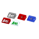 Custom Rectangular Cilp with Magnet for Memo, 2 3/4