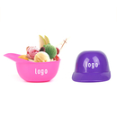 Custom Baseball Helmet Ice Cream Bowl, 16OZ, 6 1/2