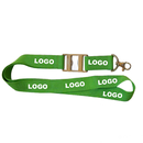 Custom Polyester Lanyard With Bottle Opener Attached, 1