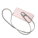 Officeship Detachable Retractable Breakaway Silicone Lanyard Cell Phone Badges Holder Neck Strap