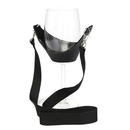 GOGO Party Time Hand Free Wine Glass Holder Necklace Neck Lanyard