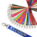 Muka Custom Lanyard for Company Event School Exhibition, Personalized Lanyard ID Badge Holder