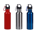 Custom Versatile Stainless Steel Bottle, 25.4 Oz., Silkscreen
