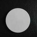 Customized Round Absorbent Ceramic Sandstone Coasters, 3-7/8