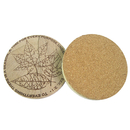 Custom Round Sandstone Coasters, 4