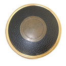 Blank Round Brass Custom Coasters, 4