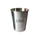 Custom 12 Oz. Stainless Steel Cup, 3.2