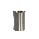 9oz. Brilliant Stainless Steel Small Drinking Glass/Small Tumbler, 3 3/4