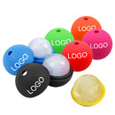Custom Silicone Ice Ball Molds/Tray Markers - 0.35 Oz., 2-1/8