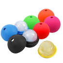 Blank Silicone Ice Tray Marker Ball Mould - 1 Oz., 3