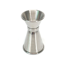 Blank Double Jigger, 18/8 Stainless Steel, 1/2 Oz.-1 Oz.