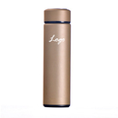 Custom 12 oz. Stainless Steel Travel Mug, 7 4/5