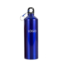 Custom 25 Oz Stainless Steel Sport Bottle, Silkscreen