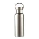 Blank 25oz. 750ml Stainless Steel Water Bottle for Cyclists, Runners, Hikers, Leak Proof Design
