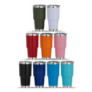 Aspire 30 Ounce Stainless Steel Tumbler with Lid, Double Wall Vacuum Insulated Travel Tumbler