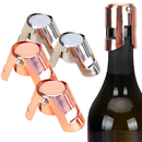 Blank Stainless Steel Champagne Bottle Stopper