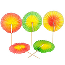 Sunflower Party Picks Cocktail Picks, Party Decoration, 20Pcs/Pack