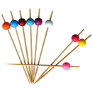 Ball Cocktail Picks, Cocktail picks, Party Favor, 10Pcs/Pack