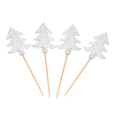 Christmas Tree Cocktail Picks, Cocktail picks, Party Accessory, 20Pcs/Pack