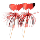 Love Heart Cocktail Picks, Cocktail picks, Perfet For Valentine's Day, 20Pcs/Pack