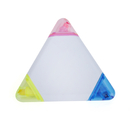 Blank 3 Color Triangle Highlighter, 3/8