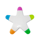 Blank Multi Color Petal Highlighter, 3 3/4